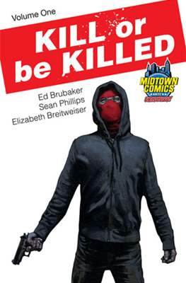 Kill or Be Killed (Variant Covers)