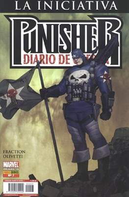Punisher: Diario de guerra (2007-2009) (Grapa.) #7