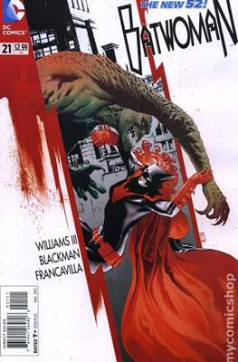 Batwoman Vol. 1 (2011-2015) (Comic-book) #21
