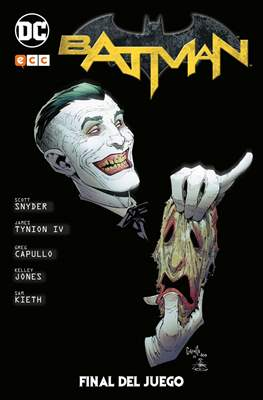 Batman de Scott Snyder (Cartoné 352 pp) #6