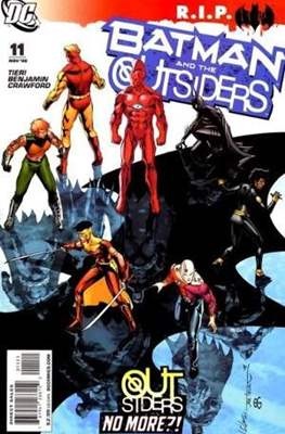 Batman and the Outsiders Vol. 2 / The Outsiders Vol. 4 (2007-2011) (Comic Book) #11