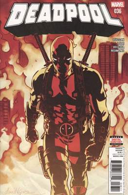 Deadpool Vol. 4 (Comic Book) #36