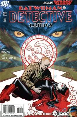 Detective Comics Vol. 1 (1937-2011; 2016-) (Comic Book) #856