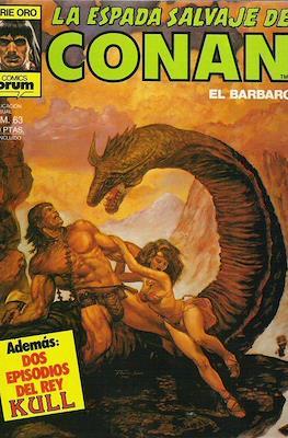 La Espada Salvaje de Conan. Vol 1 (1982-1996) (Grapa. B/N.) #63