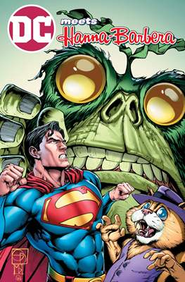DC Meets Hanna-Barbera (Softcover) #3
