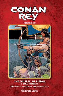 Conan Rey (Cartoné 192-216 pp) #6