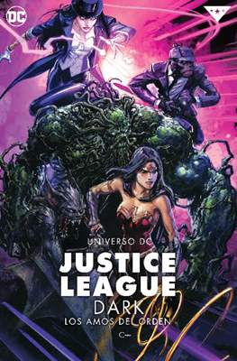 Justice League Dark (Rústica) #2