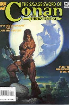 The Savage Sword of Conan the Barbarian (1974-1995) (Grapa) #219