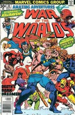 Amazing Adventures (Vol. 2 1970-1976) (Comic Book) #38