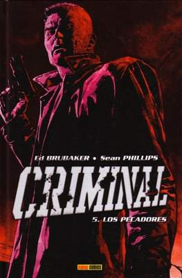 Criminal (Cartoné) #5