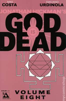 God is Dead (Softcover) #8