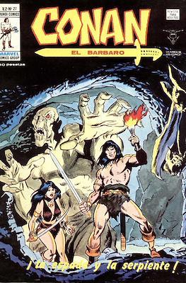 Conan el Bárbaro Vol. 2 (Grapa) #27