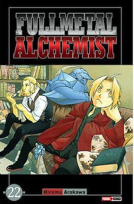 Fullmetal Alchemist (Rústica) #22