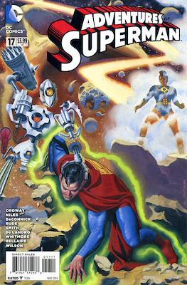 Adventures of Superman Vol. 2 (2013-2014) (Comic-Book) #17