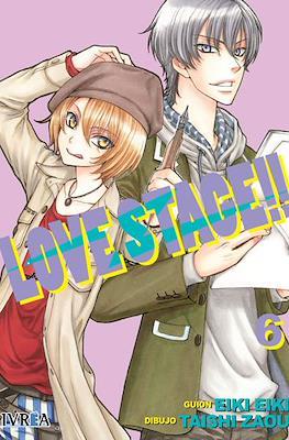 Love Stage!! (Rústica con sobrecubierta) #6