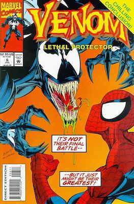 Venom: Lethal Protector (Comic-book) #6