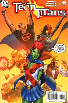 Teen Titans Vol. 3 (2003-2011) (Comic Book) #40