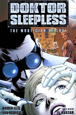 Doktor Sleepless (Comic-book) #6