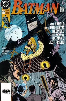 Batman Vol. 1 (1940-2011) (Comic Book) #458