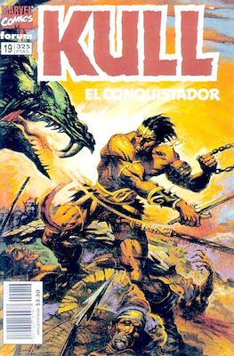 Kull el conquistador (Grapa 48 pp) #19
