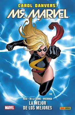 Carol Danvers: Ms. Marvel. 100% Marvel HC #1