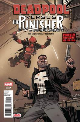 Deadpool versus The Punisher (Comic Book) #2