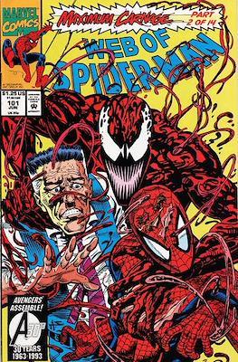 Web of Spider-Man Vol. 1 (1985-1995) #101