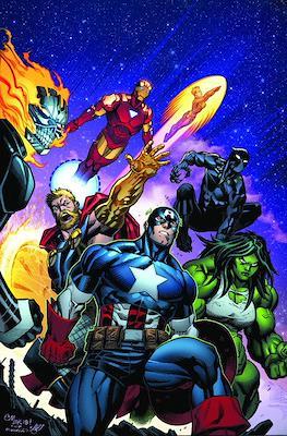 Los Vengadores Vol. 4 (2011-) (Grapa) #103/4