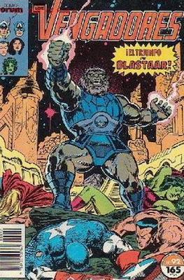 Los Vengadores Vol. 1 (1983-1994) (Grapa) #92