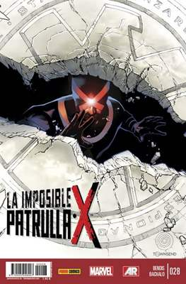 La Imposible Patrulla-X / La Patrulla-X Oro (2012-) (Grapa) #28