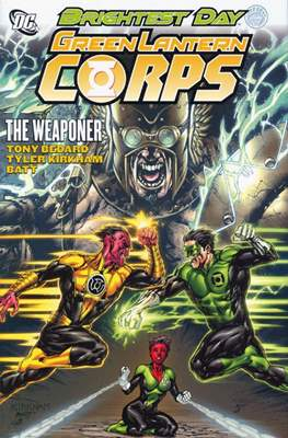 Green Lantern Corps Vol. 2 (Softcover) #8