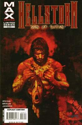 Hellstorm. Son of Satan (Comic Book) #3
