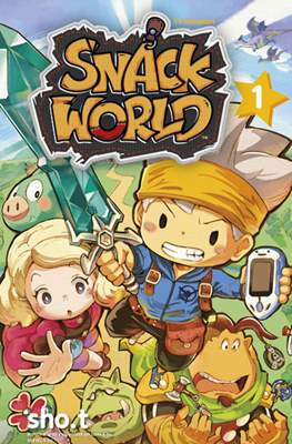 Snack World: TV Animation #1