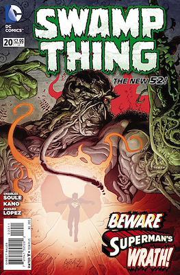 Swamp Thing Vol. 5 (2011-2015) (Comic Book) #20