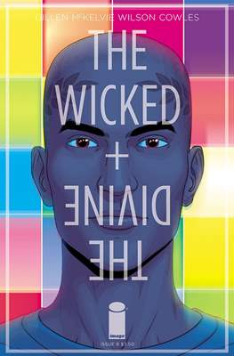 The Wicked + The Divine (Comic Book) #8