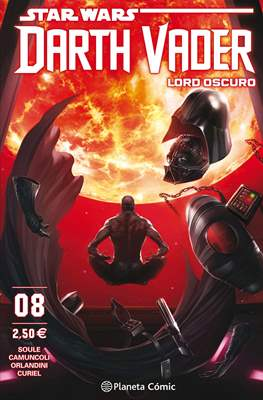 Star Wars: Darth Vader. Lord Oscuro (Grapa 40 pp) #8