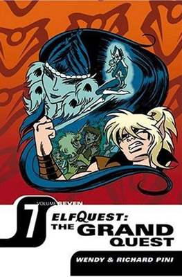 ElfQuest: The Grand Quest (Softcover) #7