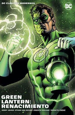 Green Lantern: Renacimiento - DC Clásicos Modernos