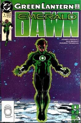 Green Lantern: Emerald Dawn (Grapa) #1