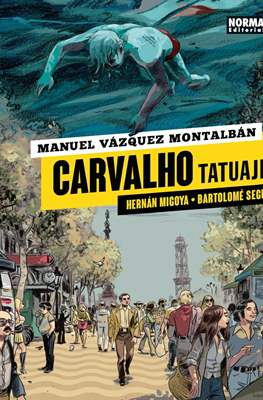 Carvalho (Cartoné 80 pp) #1
