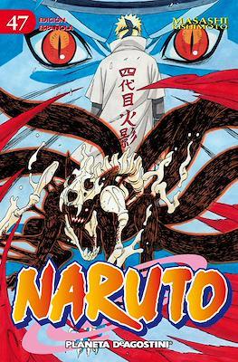 Naruto (Rústica con sobrecubierta) #47