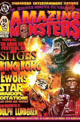 Amazing Monsters #16