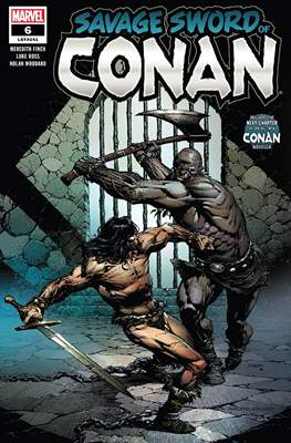 Savage Sword Of Conan (2019-) (Comic Book) #6