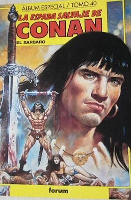 La Espada Salvaje de Conan - Álbum especial (Retapados) #40