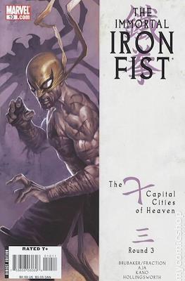 The Immortal Iron Fist (2007-2009) (Comic Book) #10