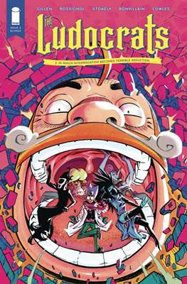 The Ludocrats (Comic Book) #3