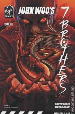 7 Brothers Vol. 1 (Variant Cover)
