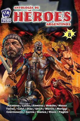 Antología de Héroes Argentinos (Rústica) #8