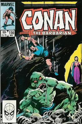 Conan The Barbarian (1970-1993) (Comic Book 32 pp) #156