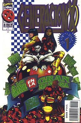 Generación-X Vol. 2 (1996-2000) (Grapa 24 pp) #1
